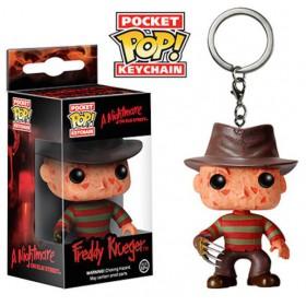 Pop! Vinyl Figure Key Chain - Freddy Krueger