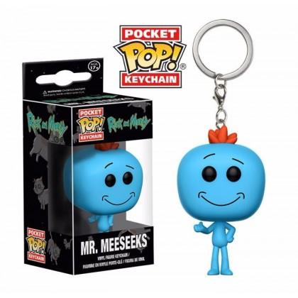Rick and Morty Mr. Meeseeks llavero Pop!