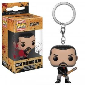 The Walking Dead Negan llavero Pop!
