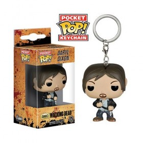 Pop! Vinyl Figure Key Chain - Daryl Dixon
