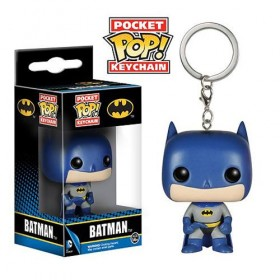 Pop! Vinyl Figure Key Chain - Batman