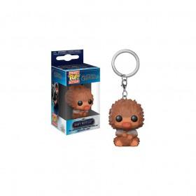 Baby Niffler  Fantastic Beasts 2 llavero Pop!