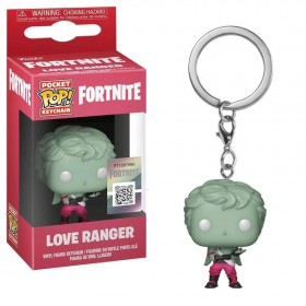 Fortnite Love Ranger llavero Pop!
