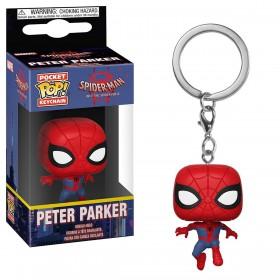 Peter Parker Spider-Man llavero Pop!