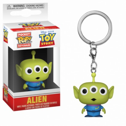 Toy Story - Alien llavero Pop!