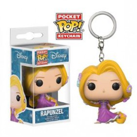 Disney Rapunzel Llavero Pop!