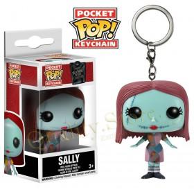 Nightmare Before Christmas Sally llavero Pop!