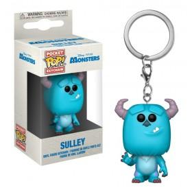 Disney Monsters Sulley llavero Pop!