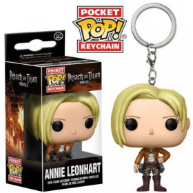 Attack on Titan Annie Leonhart llavero Pop!