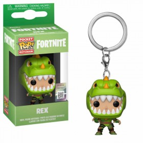 Fortnite Rex llavero Pop!