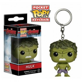 Pop! Vinyl Figure Key Chain - Hulk