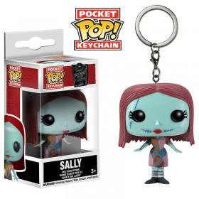 Pop! Vinyl Figure Key Chain - The Nightmare Before Christmas - Sally