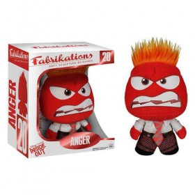 Inside Out Anger Disney-Pixar Fabrikations Plush