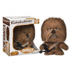 Chewbacca Frabrikations Plush