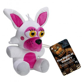 Five Nights At Freddy's Freddy Foxy Funtime Plush (15cm)
