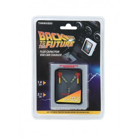 Back to the Future Flux Capacitator USB Car Charger