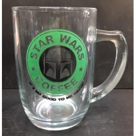 Star Wars Coffee Boba Fett