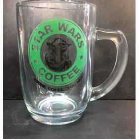 Star Wars Coffee Yoda